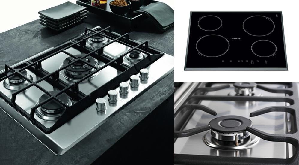 Anafes el ctricos y a gas studio cocina amoblamientos for Cocinas mixtas a gas y electricas